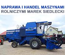 Naprawa i Handel Maszynami Rolniczymi Marek Siedlecki
