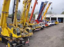 Stock site IMC International Mobile Cranes GmbH