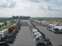 Stock site Hulleman Trucks B.V.