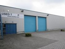 Stock site Used Truck Parts BVBA company