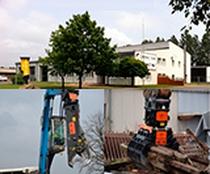 Stock site HYDRARAM Deutschland GmbH