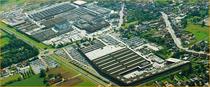 Stock site Van Hool NV