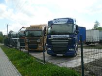 Stock site DAF CENTRUM Naprawa Samochodów