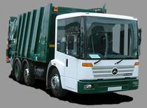Stock site Refuse Trucks