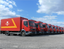 Stock site Commercial Vehicle Auctions Ltd