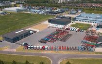 Stock site Louis Boon Trucks & Trailers BV
