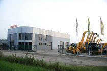 Stock site TOMAR Maszyny Budowlane