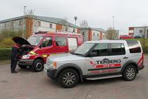 Stock site Terberg DTS UK Ltd – Fire & Rescue Division