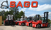 Stock site SAGO Wózki Widłowe